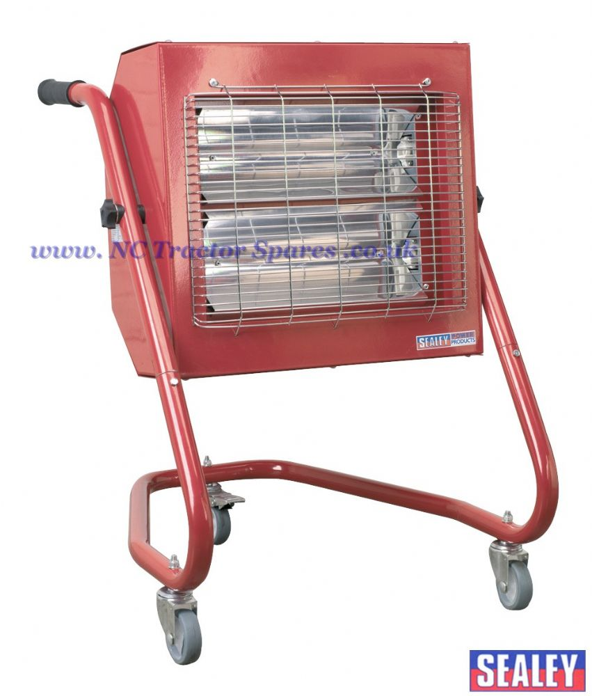 Infrared Heater 1.5/3.0kW 230V